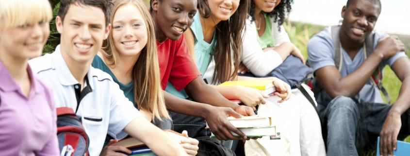International students in Ireland